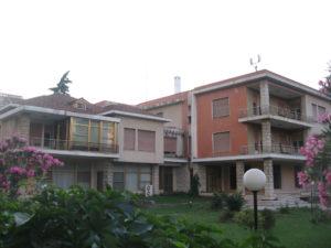 La casa del dictador Enver Hoxha